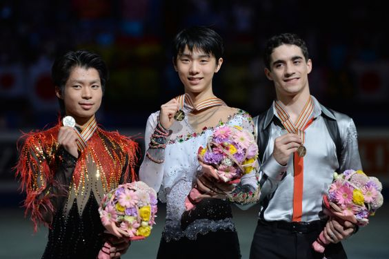 Results of World Figure Skating Championship: victories and defeats - News - Photo - The Voice of Russia: News, Breaking news, Politics, Eco...