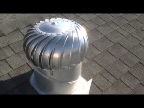 Building A Ceiling Fan Wind Turbine Youtube Roof Vents Power Bill Roof Repair