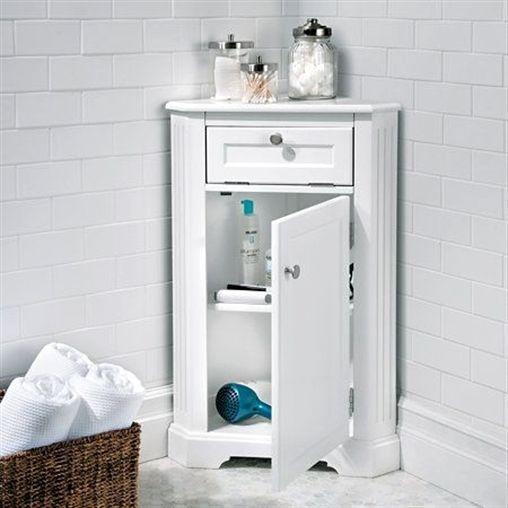 Weatherby Bathroom Corner Storage Cabinet Bathroom Corner Storage Slim Bathroom Storage Bathroom Corner Storage Cabinet