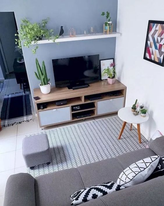 +48 The Undeniable Reality About Small Living Room Decor That No One Is Telling #livingroom #livingroomdecor #apartment #decor #housedesign | fikriansyah.net
