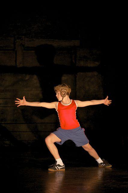 Harris Beattie (Billy) by Manuel Harlan by Billy Elliot Musical, via Flickr