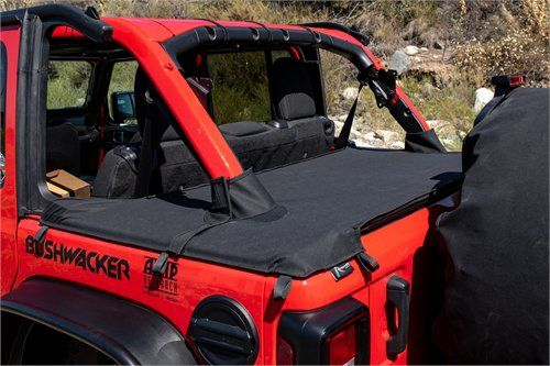 Rampage Tonneau Cover For 2018 Jeep Wrangler Jl Unlimited 4 Door Jeep Wrangler Unlimited Accessories Wrangler Jl Jeep Wrangler