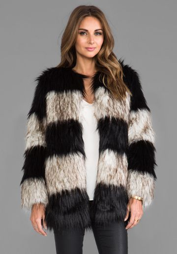 Riri Faux Fur Jacket | Revolve clothing Jackets and Faux fur jacket