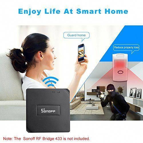 Check Out This Great Security Device For Your Home Sonoff Pir Motion Sensor Wirele Home Security Alarm System Security Cameras For Home Home Security Systems