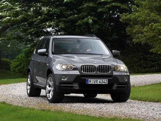 BMW X5 xDrive 50i, Charcoal