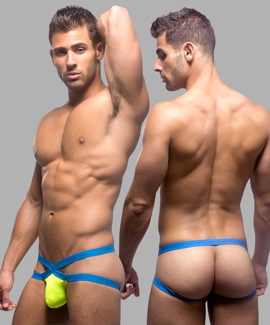 Variants Andrew christian underwear models male remarkable