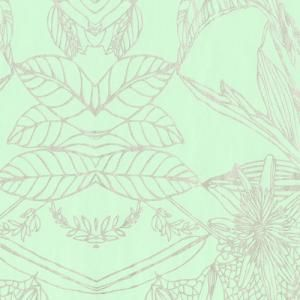 pretty mint green silver wallpaper colours pinterest geld malen und gr n. Black Bedroom Furniture Sets. Home Design Ideas