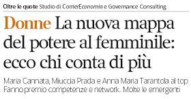 Cristina Furlan: Le 30 donne più potenti in Italia