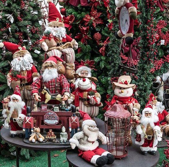 Loja Mil Plantas - decoração de natal.