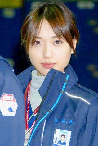 コード・ブルーの戸田恵梨香さん