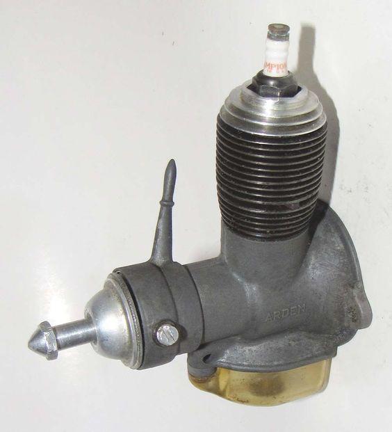 Arden 099 Spark Ignition Model Airplane Engine | eBay