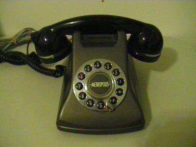 Con Air phone