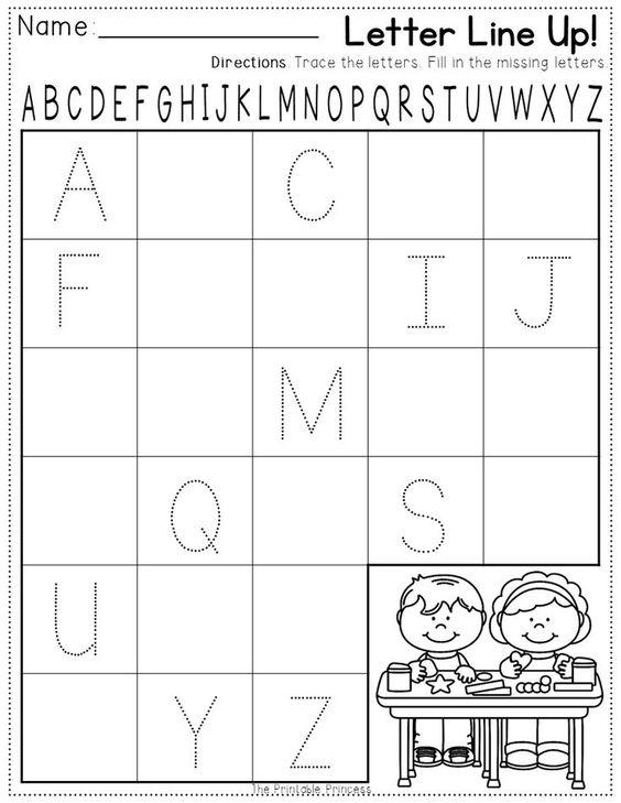 freebie back to school printable pack for kindergarten alphabet games activities for. Black Bedroom Furniture Sets. Home Design Ideas