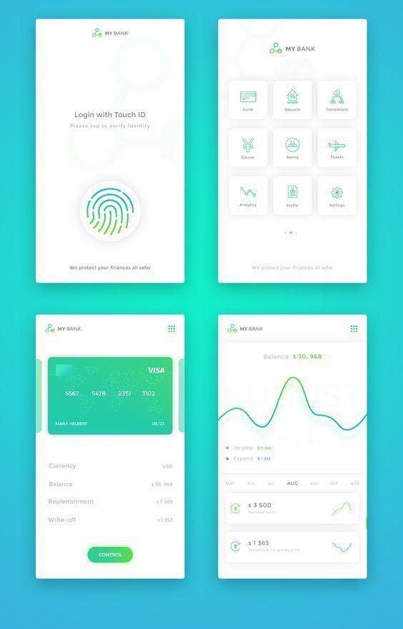 Pin Oleh Kalp Chaudhary Di App Design Desain App Desain Grafis Aplikasi