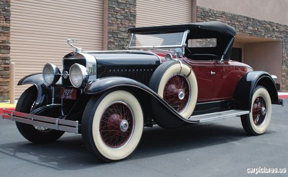 1927 lasalle roadster la salle brand marketed by