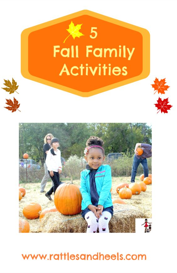 Family activities the fall and things to do on pinterest for Fall outdoor activities for adults