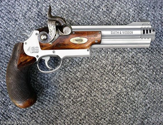smith and wesson...