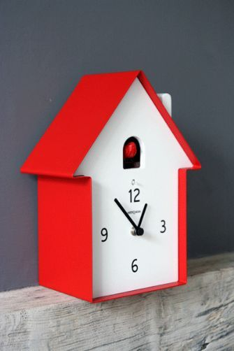 Meridiana Cuckoo Clock - bloody gorgeous!