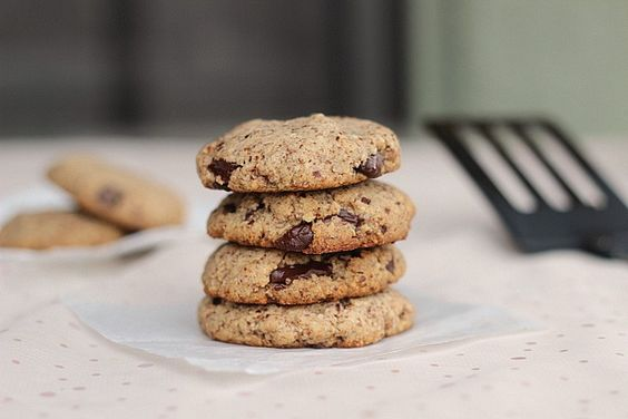 The Best Paleo Chocolate Chip Cookies Ever
