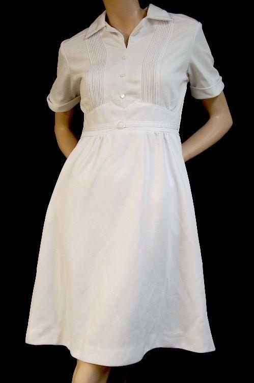 Vintage Nurse Uniform This Looks Like What I Had To Wear