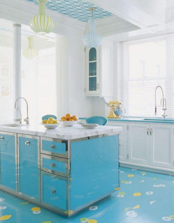 Außergewöhnliche Kücheninsel Ideen-32