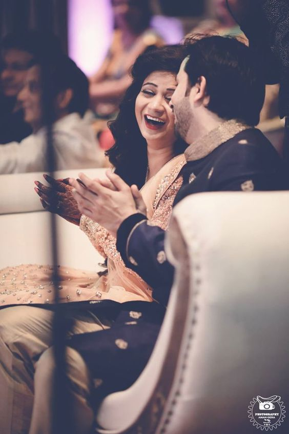 Suchita And Anant Sangeet and Mehndi photos, couple images, pictures,