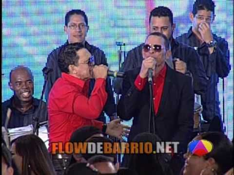 Los Hermanos Rosario En estas navidades @t Fiesta Navideña Telemicro 201...