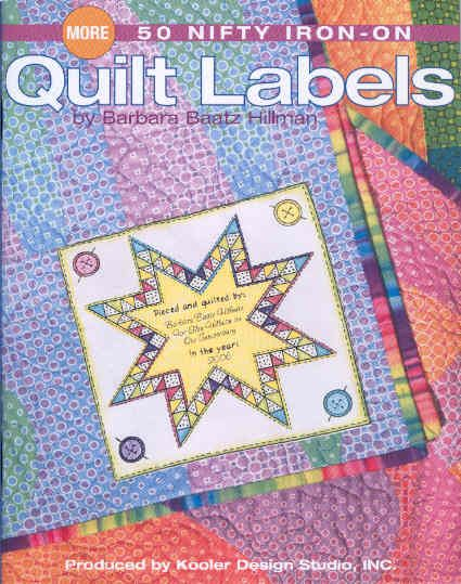 Quilt Labels Free Machine Embroidery And Label Design On