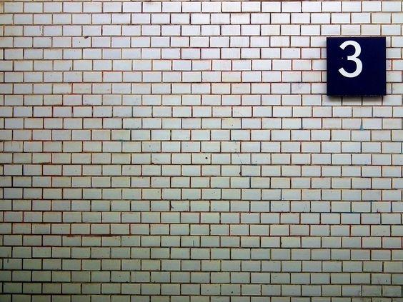 gleis 3 von Jörg Krämer