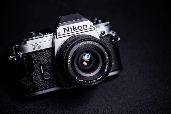 Nikon FG by Tristan Stuthers - Photo 148893623 - 500px