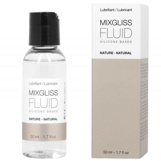 Mixgliss Lubricante Base Silicona Natural 50 ml - 730