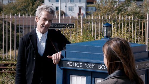 """Can you not just let me enjoy this moment of not knowing something? I mean it happens so rarely."" -The Doctor"