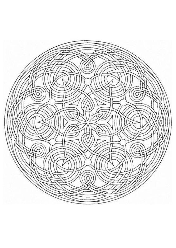 free mandala coloring pages for stress relief and mindfulness practice mandal k pinterest. Black Bedroom Furniture Sets. Home Design Ideas