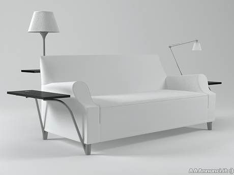 divano cassina philippe starck lws lazy working sofa With tapis de course avec canapé philippe starck