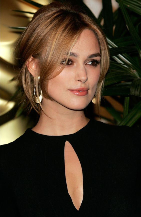 "Keira Knightley ....ok, a lot of her movies are really sketchy, but she is a great actress......LOVE her in Pride and Prejudice, PofC, and anybody remember her as Robin Hood's daughter in ""Princess of Thieves""?:"