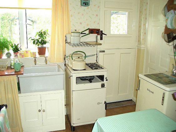 Darrens kitchen 4 | par the vintage cottage