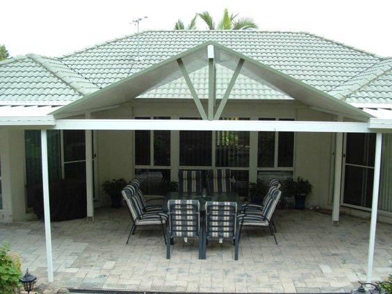 Free Standing Deck Roof Patios Perth Pitched Roof Patios