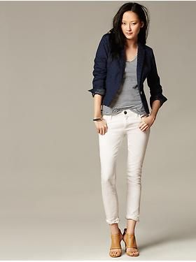 Women's Apparel: spring into style new arrivals   Banana Republic