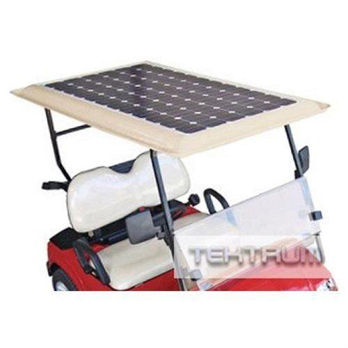 Tektrum Universal 120 Watt 120w 48v Solar Panel Battery Charger Kit For Golf Cart 0 Solar Panel Battery Golf Carts Solar Panels For Home