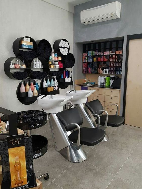 16+ Bac a shampoing coiffure des idees