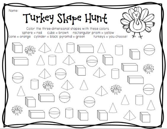 Number Names Worksheets shape worksheets first grade Free – Shape Worksheets for First Grade