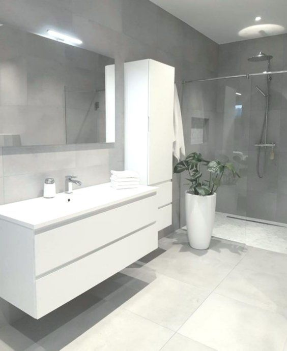 Es Ist Eine Freude Zu Sehen Wie Rasch Die Hauswurzen Wa Badezimmer Deko Ideen In 2020 Badezimmer Design Badezimmer Grau Badezimmer