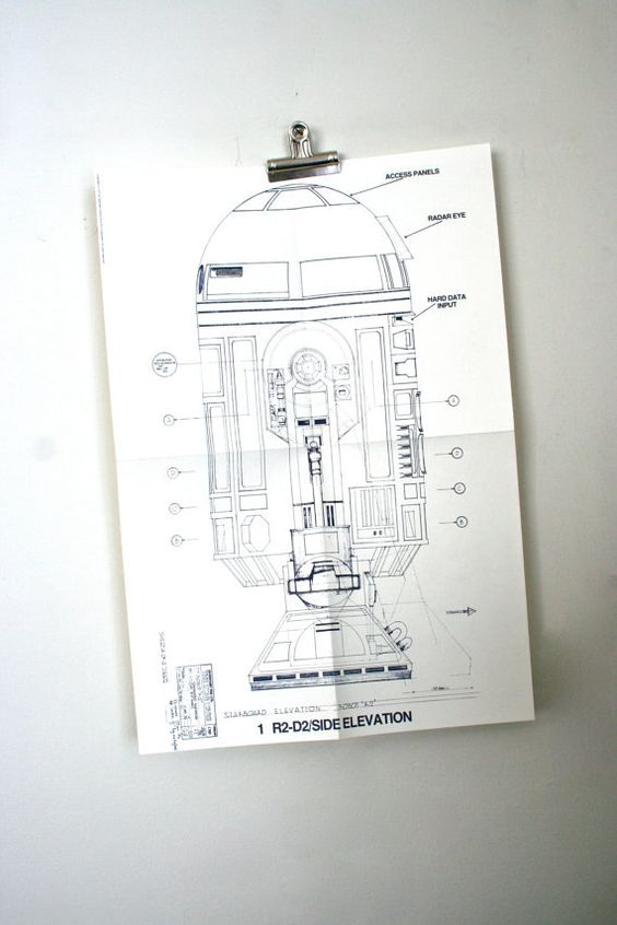 Star Wars Blueprints Promotion  Buy 2 Get 1 by LegalMissSunshine, $30.00