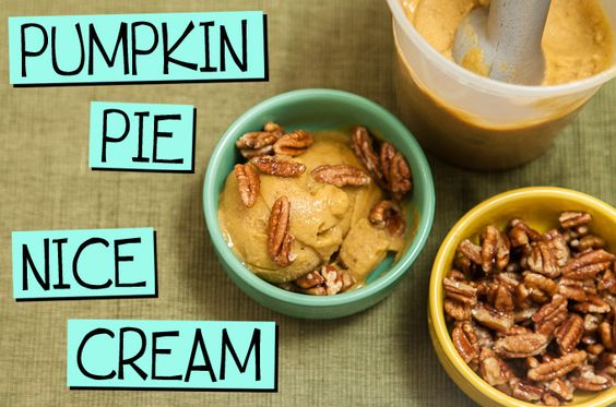 Try this 3-ingredient trick for updating a favorite holiday treat. Have you heard about the miracle that is Nice Cream yet?  You literally just blend some frozen bananas and then it turns into ice cream.  I TOLD YOU IT WAS A MIRACLE. In honor of the fall season and two upcoming pumpkin-centric holidays, we wanted...Read More »