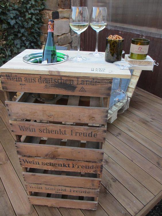 Weinkisten-Palettenhack | wohn-blogger