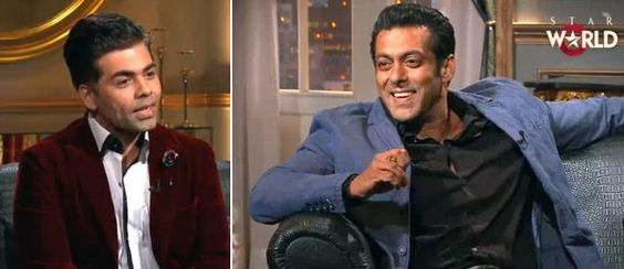 I am a virgin: #SalmanKhan on #KoffeeWithKaran
