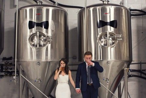"""""""I do"""" with a brew: Hosting a craft beer wedding"""
