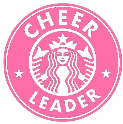 Cheer bows Cheer and Starbucks on Pinterest