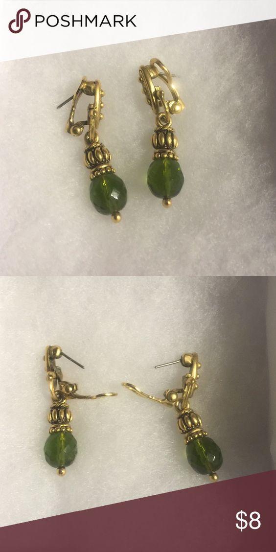 Beautiful green earrings by Premier Design | D, Premier designs ...
