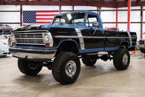 1970 Ford F 100 Pickup Truck Vintage Classic 1970s Trucks For Sale 1970 Chevy Ford Truck And More 1 Ford Pickup Trucks Ford Trucks Classic Ford Trucks